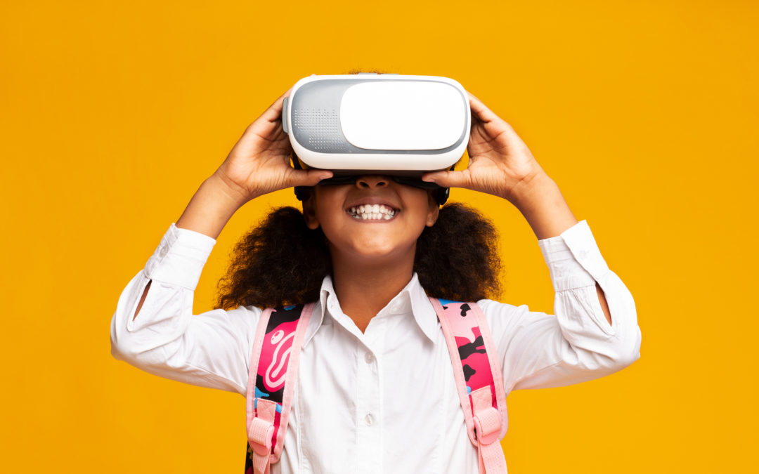 As tools for developing language learning in AR and VR