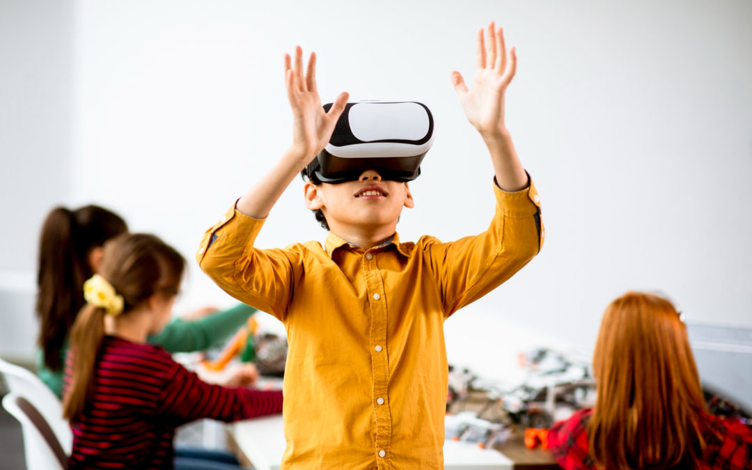 """""""To maximise engagement, learning needs to be far more immersive,"""